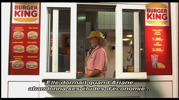 Burger King dans Goodbye Lenin