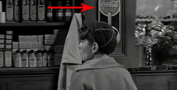 Coca Cola in It's a wonderful life