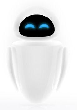 Eve Wall-E Apple