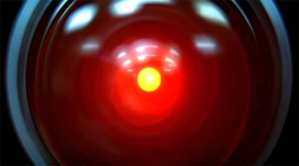 HAL 9000 is in fact an IBM