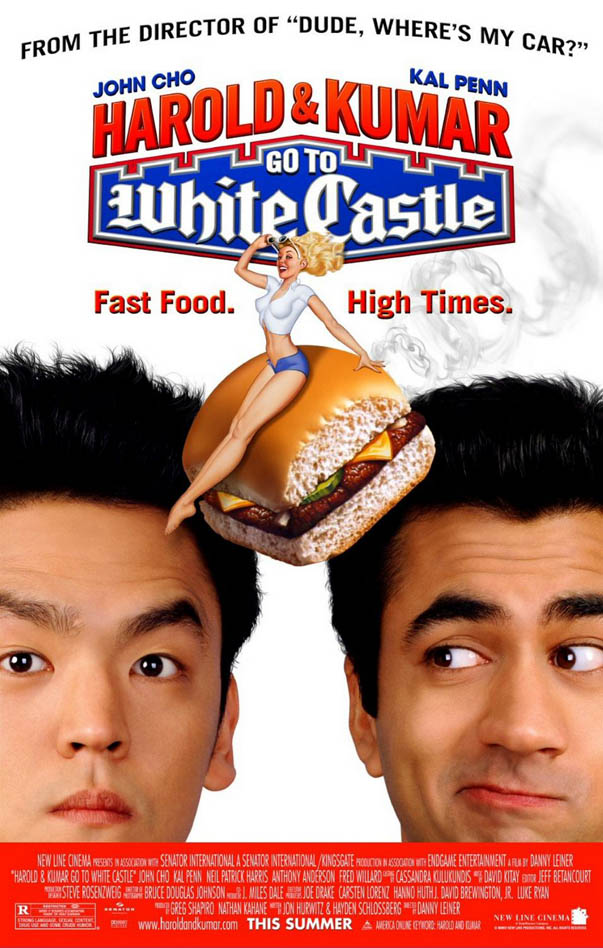 Harold & Kumar go to White-Castle