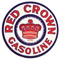 Red Crown Gasoline