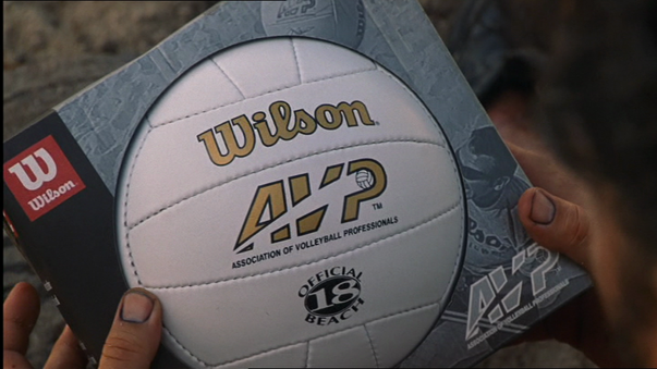 Le ballon Wilson in Cast Away