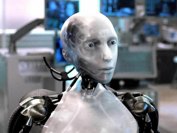 Sonny dans I, Robot