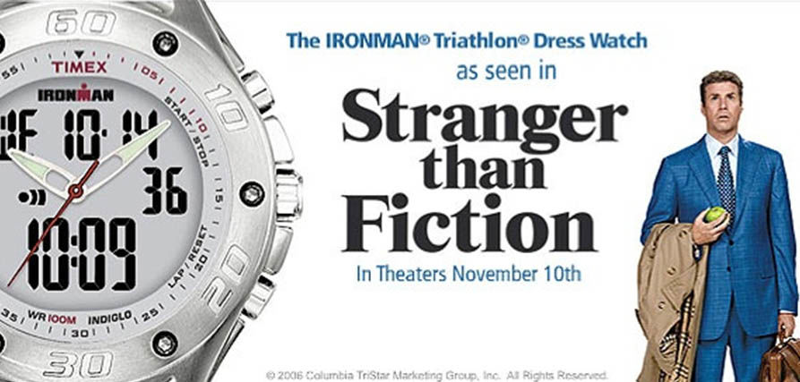 Timex Stranger than fiction