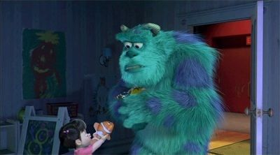 Product placement Monsters, Inc.