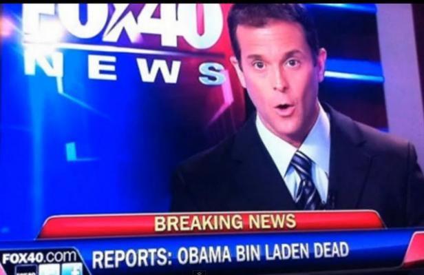 fow décès d'Obama Ben Laden