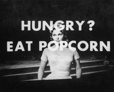 vicary, eat popcorn, drink coca-cola