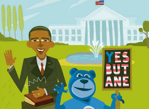 Butagaz élection Obama
