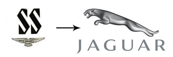 SSC devenu Jaguar en 1945 parès la seconde guerre mondiale