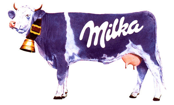 vache milka
