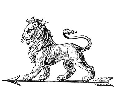 1er lion peugeot 1858