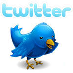 Larry, l'oiseau bleu de twitter