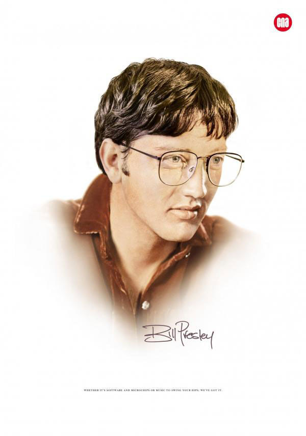elvis bill gates