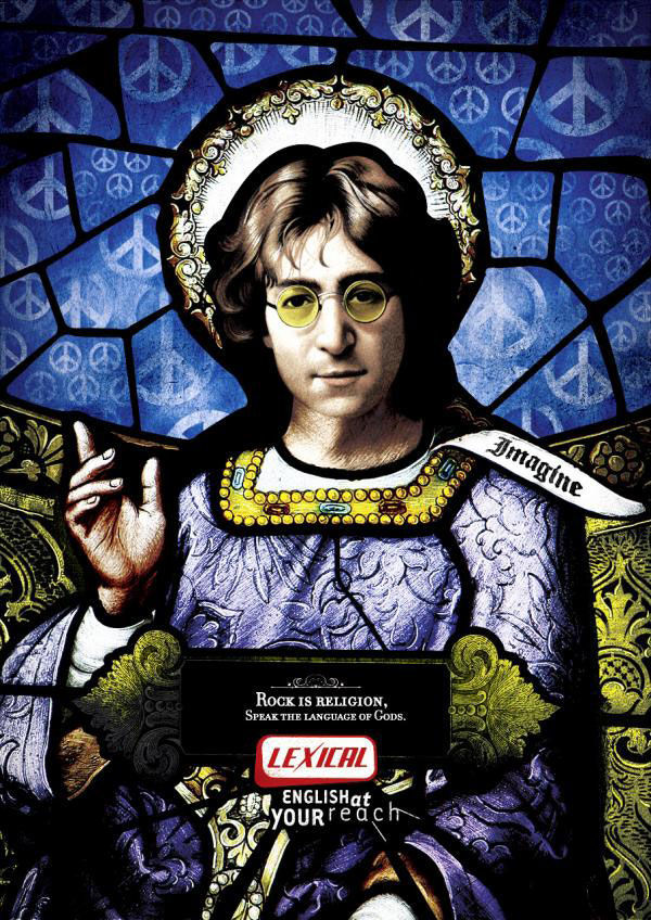 lexical english school john lennon