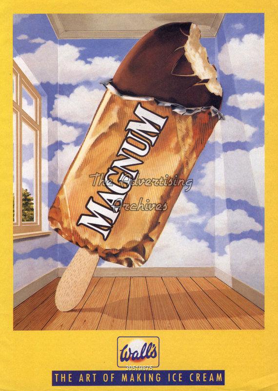 magritte magnum