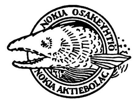 nokia logo poisson