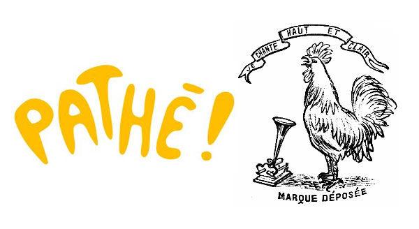 ancien logo pathé
