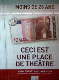 théâtres privés magritte