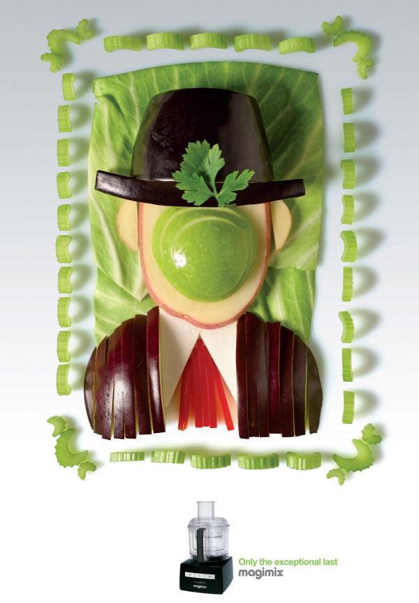 magritte publicité toshiba