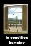 magritte la condition humaine