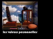 magritte les valeurs personnelles