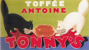 magritte pub tonny's toffee