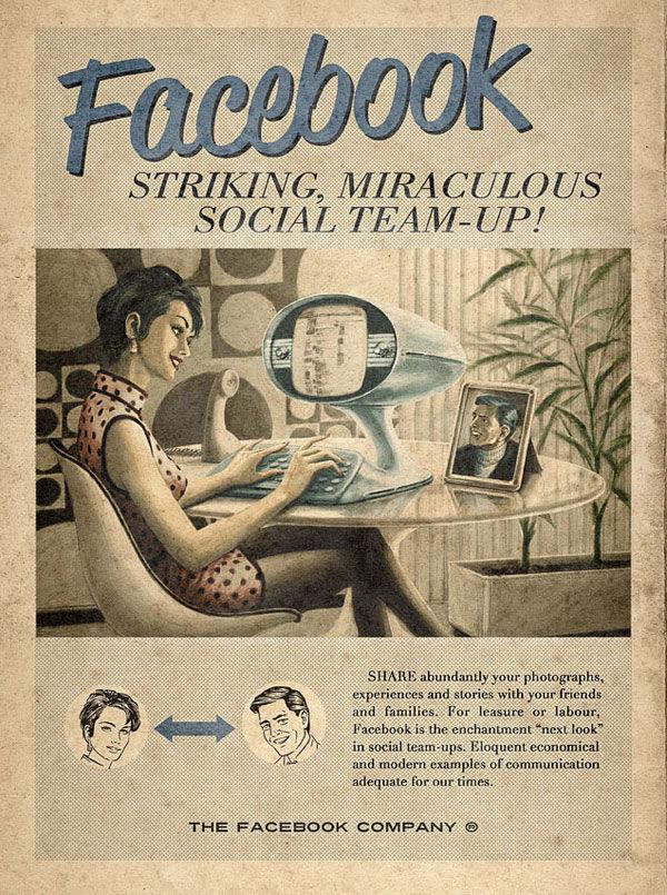 facebook Moma Propaganda vintage