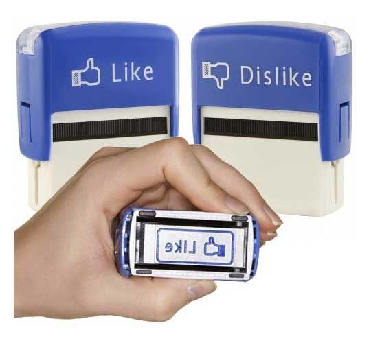 facebook tampon like