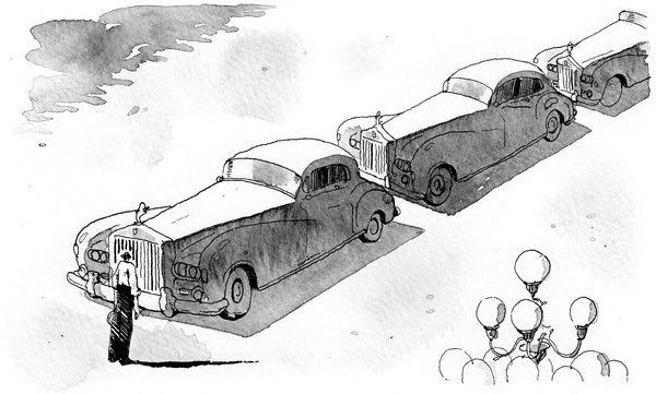 insurgés de wall street parodie du tiananmen tank