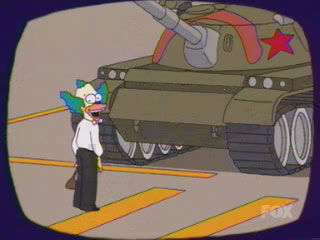krusty tank man