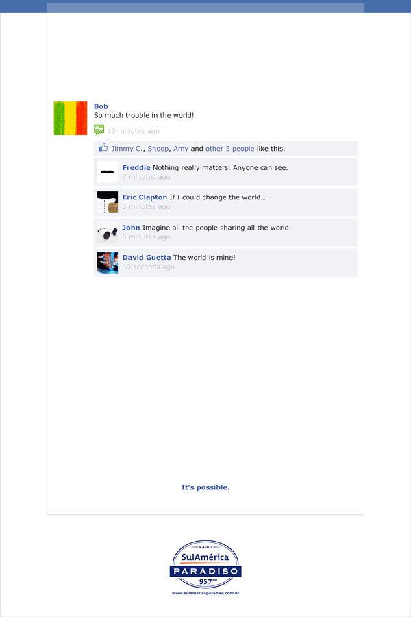 pub facebook paradisio