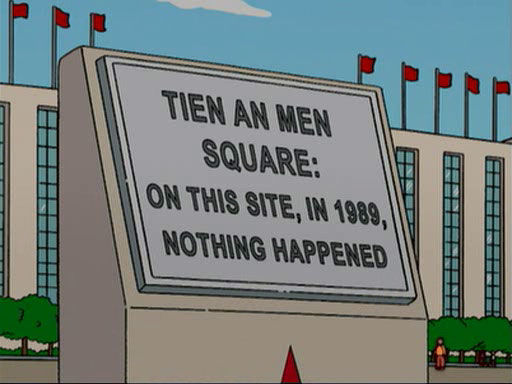 simpsons tiananmen square 1989