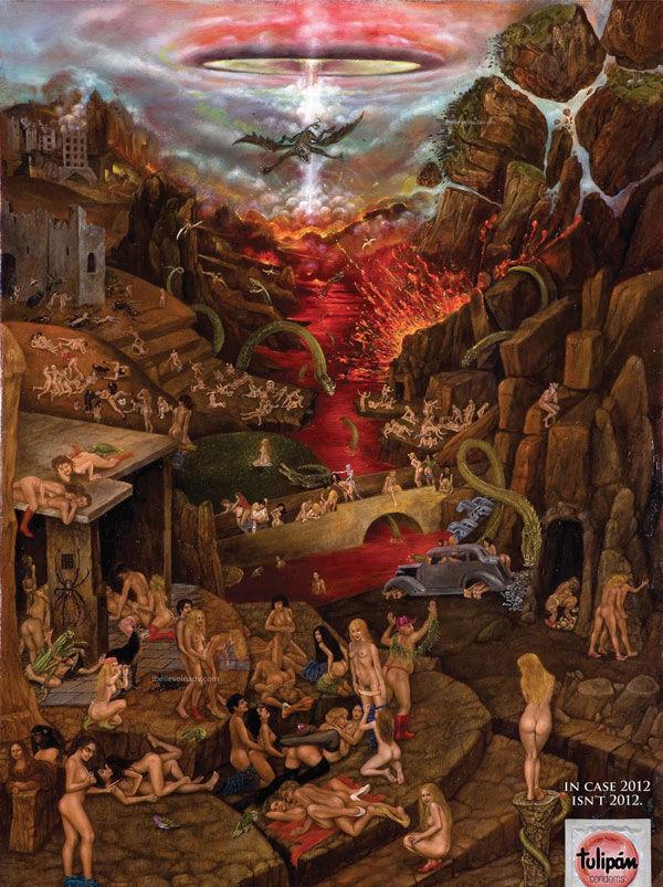 tulipan 2012 end of the world apocalypse