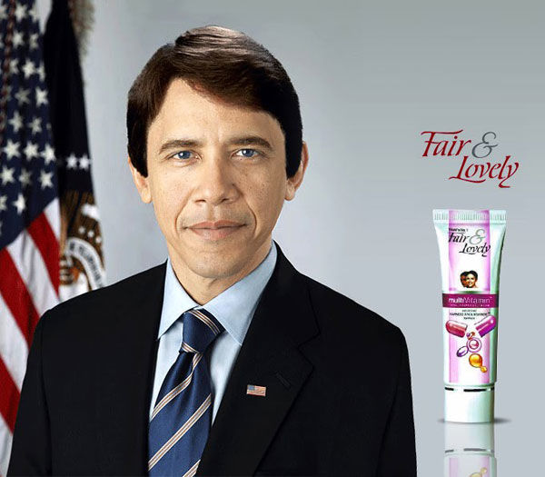 pub Barack Obama Fair & Lovely