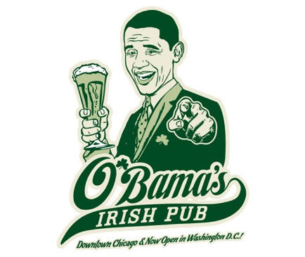 pub Barack Obama Obama's Irish pub