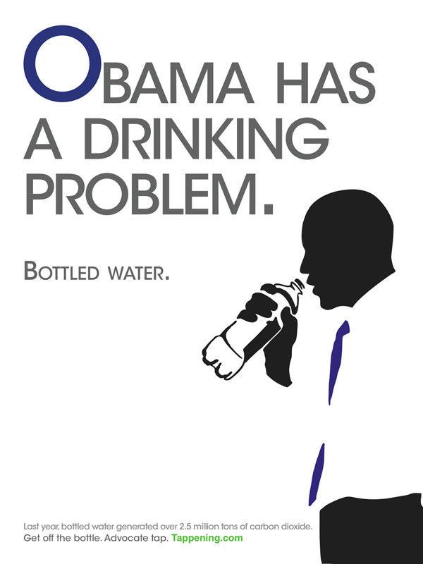 pub Barack Obama Tappening