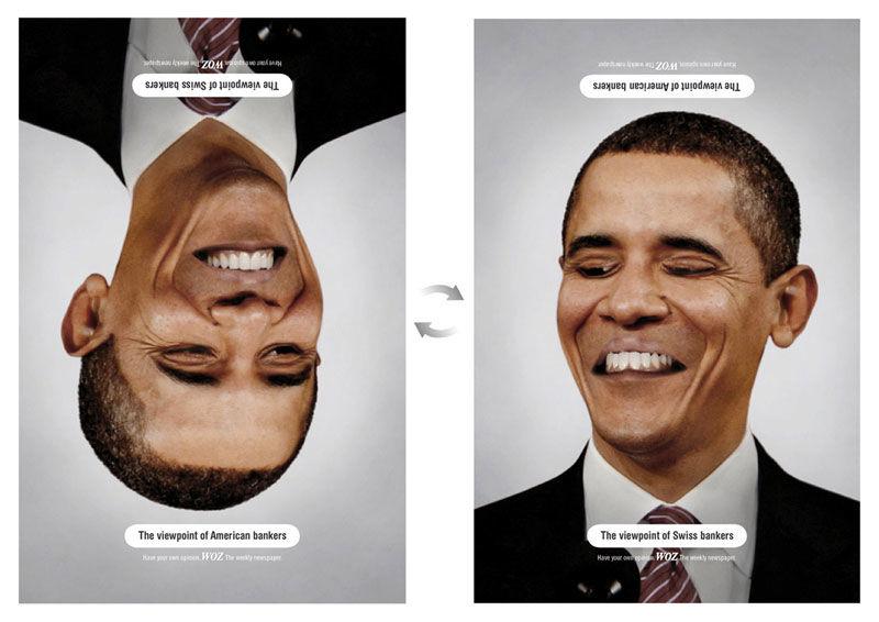 pub Barack Obama WOZ