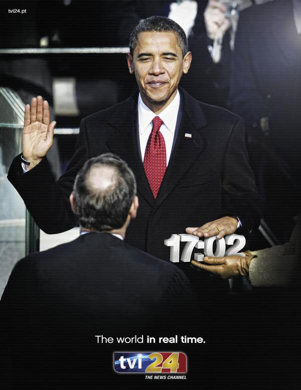 pub Barack Obama TVI