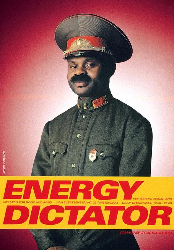 Pub Staline Energy Dictator