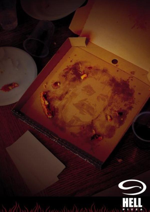 Pub Staline Hell Pizza