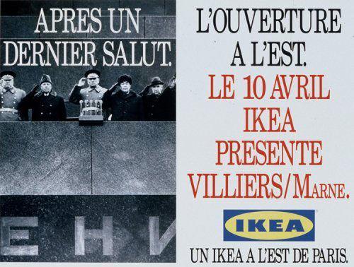 Pub Staline IKEA