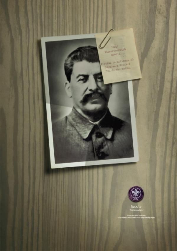 Pub Staline SA Scouts