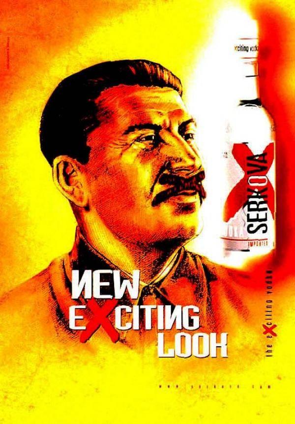 Pub Staline Vodka Serkova