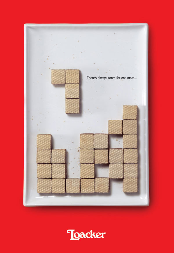 pub tetris Loacker
