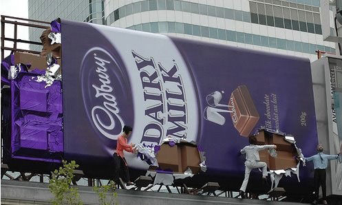 cadbury street marketing