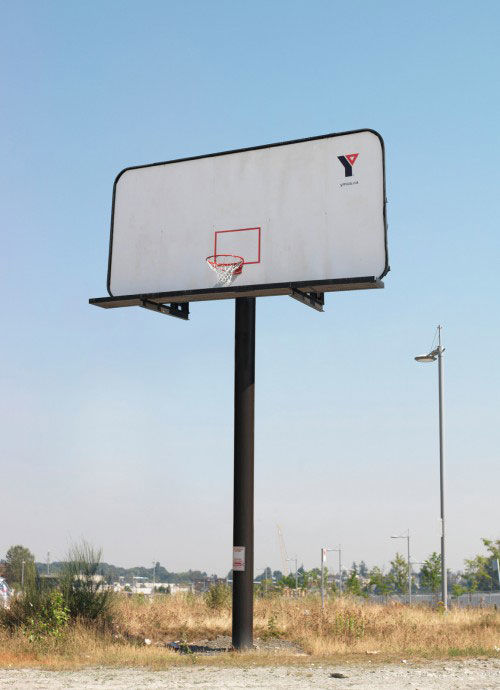 ymca basket street marketing