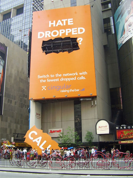 cingular street marketing