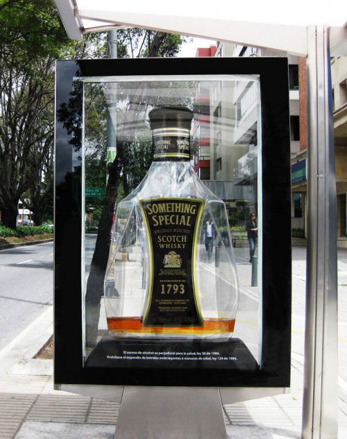 scotch whisky street marketing