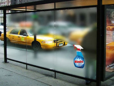 windex street marketing